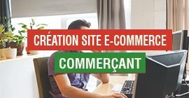 Création E-commerce Commerçant