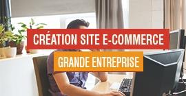 Création E-commerce G. Entreprise