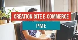 Création Site E-commerce PME