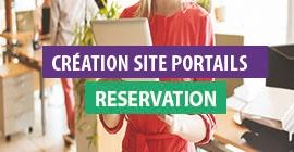 Création Portail Réservation