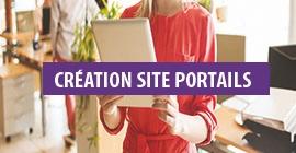 Création Site web Portail