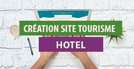Création Site web Hotel