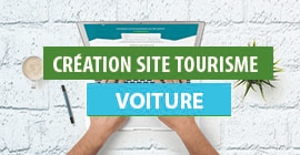 Création Site web Voiture