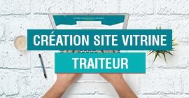 Création Site Web Traiteur