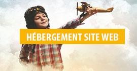 Hébergement site web